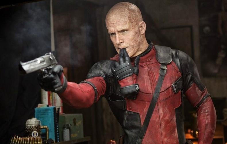 Райан Рейнольдс (Ryan Reynolds) — «Deadpool » (2016)