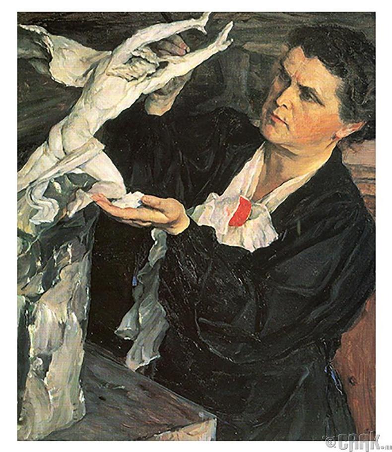 Вера Игнатьевна Мухина (1889 – 1953)