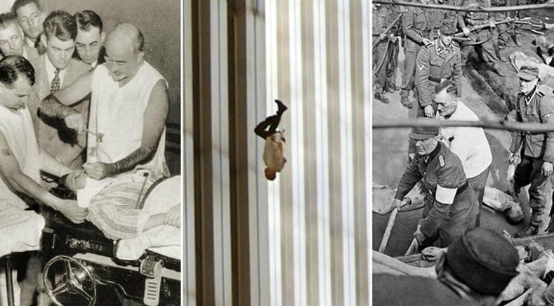 Хүн төрөлхтнийг ямар харгис вэ гэдгийг нотлох 15 түүхэн зураг