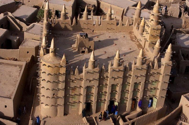 Санкоре ордон - Мали