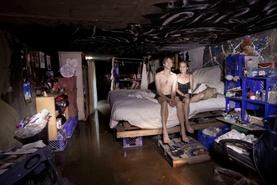 Лас Вегас хотын орон гэргүй иргэдийн амьдрал