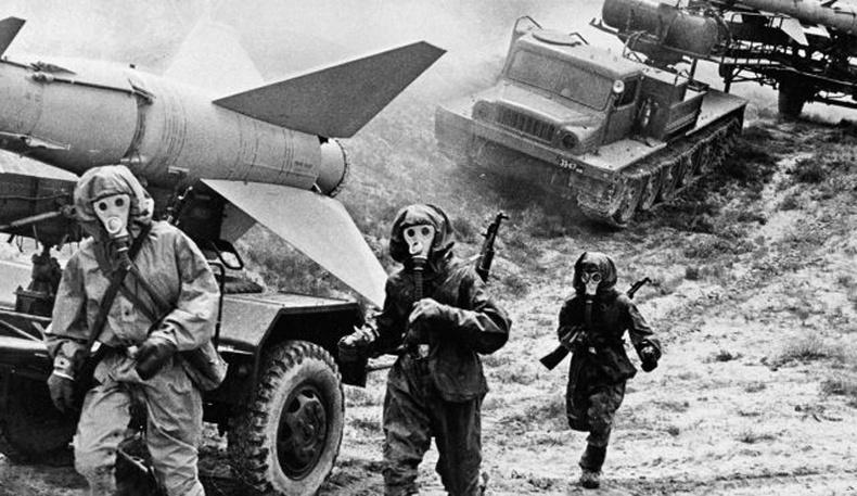 Хоёрдугаар дайны үед ашиглагдаж байсан нууц зэвсгүүд