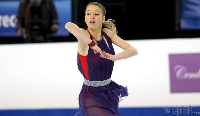 Мария Соцкова