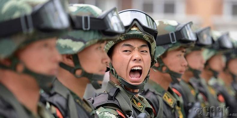 Ким Жон-Ун Дэлхийн Гуравдугаар дайныг өдөөнө (Гордон Чейнж)