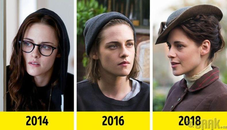 Бие даасан кинонууд (2014-2018)