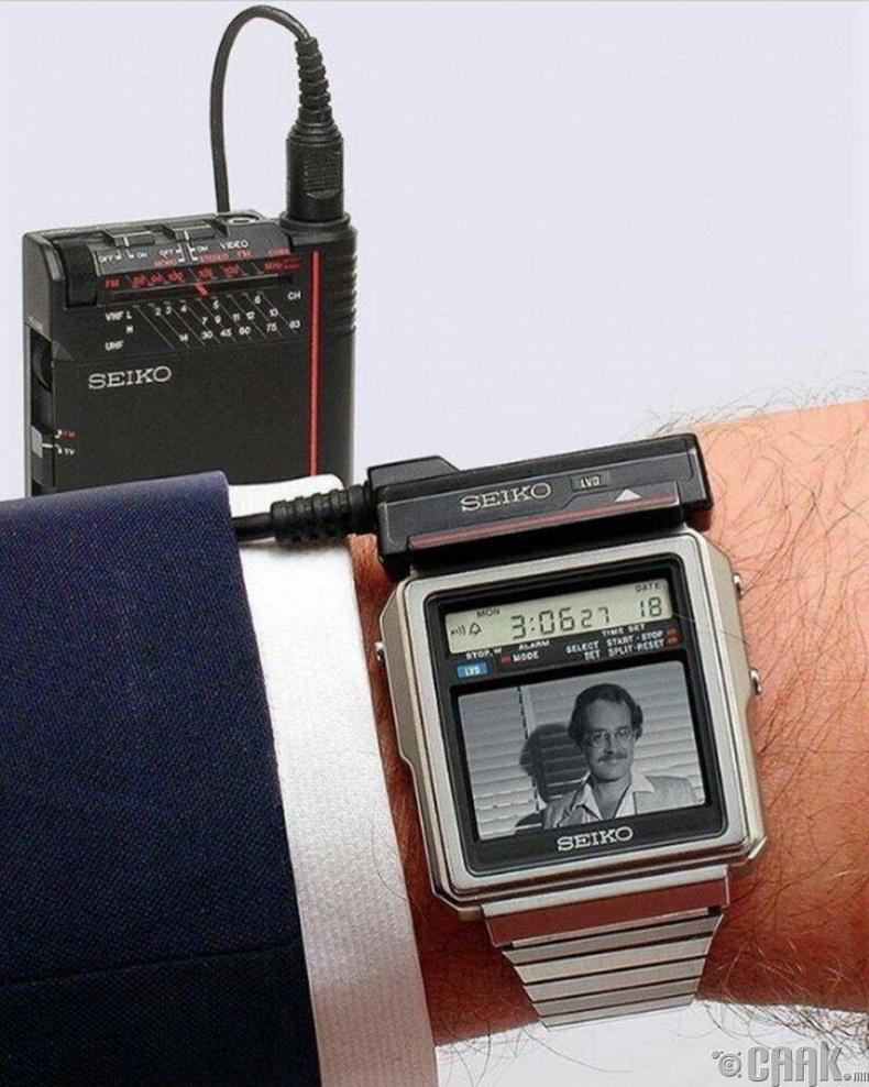 1982 оны Seiko цаг