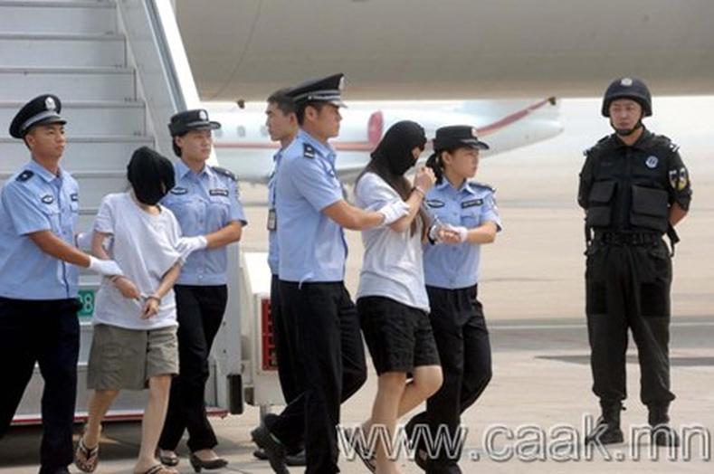 Хятадын гэмт хэргийн орлон тоглогчид