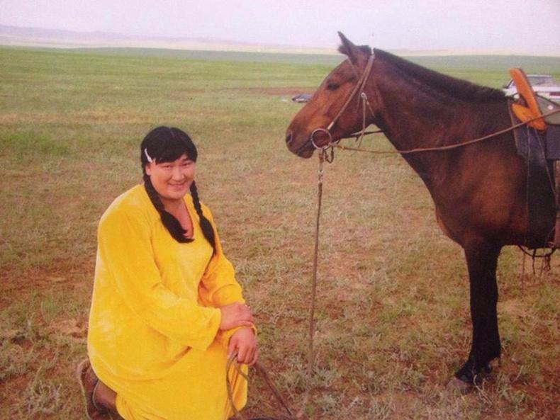 Монгол элдэв зураг (80 фото) №29
