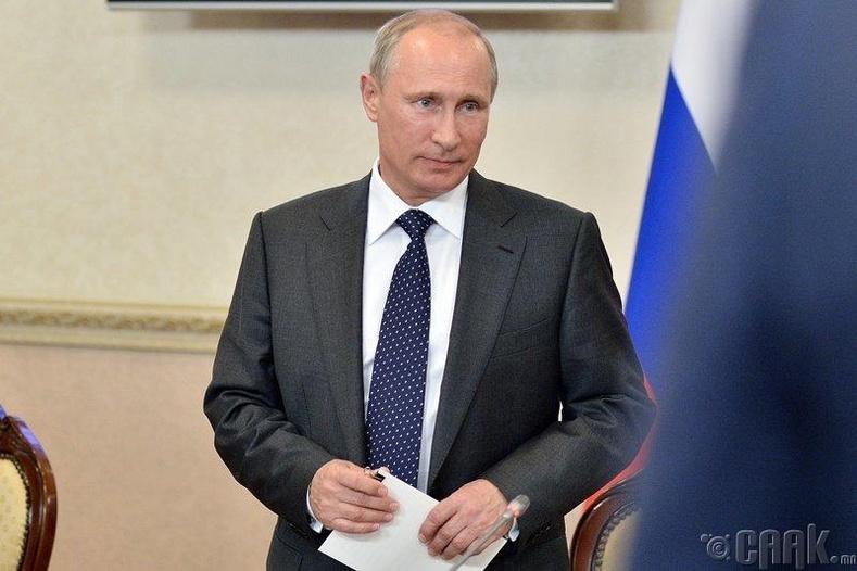 Владимир Путиний амь насыг хамгаалахаар 50 мянга гаруй хүн ажилладаг