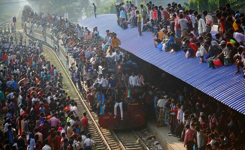 Энэтхэгийн хүн амын тухай санаанд оромгүй баримтууд
