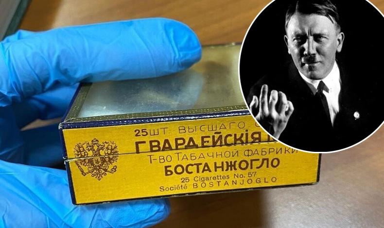 Гитлерийн шүдийг Оросын тагнуулын алба анх удаа дэлгэн үзүүлжээ