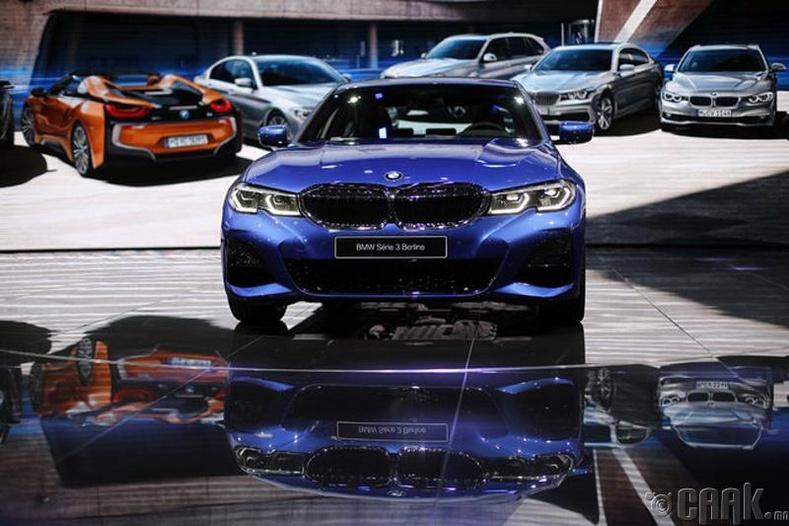 BMW 3. Үнэ: 40,600 ам.доллар