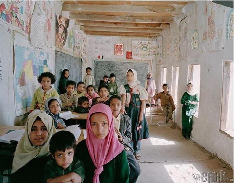 """Al Ishraq"" бага сургууль, Йемен"