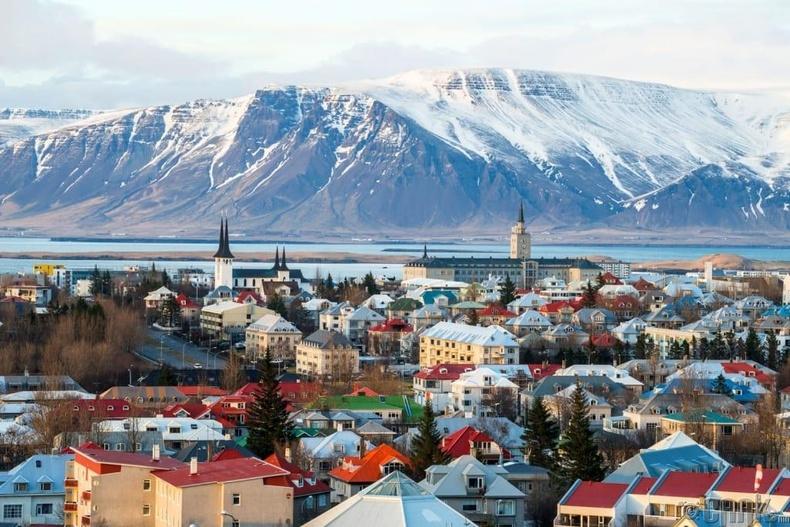 Исланд улс, IQ оноо 101