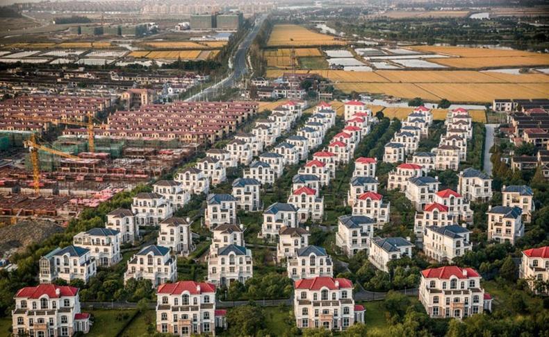 Хятадын гайхалтай хот төлөвлөлт