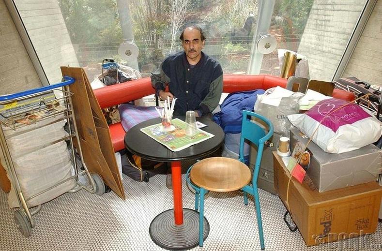 Мехран Нассери — Хамгийн алдартай Ираны дүрвэгч
