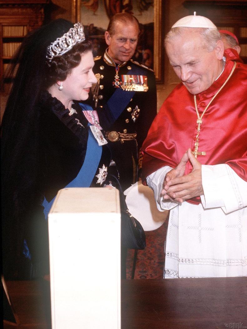 II Пап Жон Паул, 1980 он