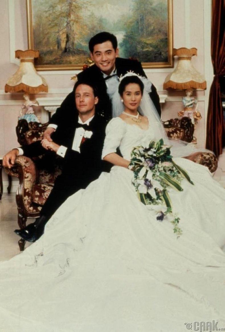 """Хуримын баглаа цэцэг"" (Wedding Banquet)"