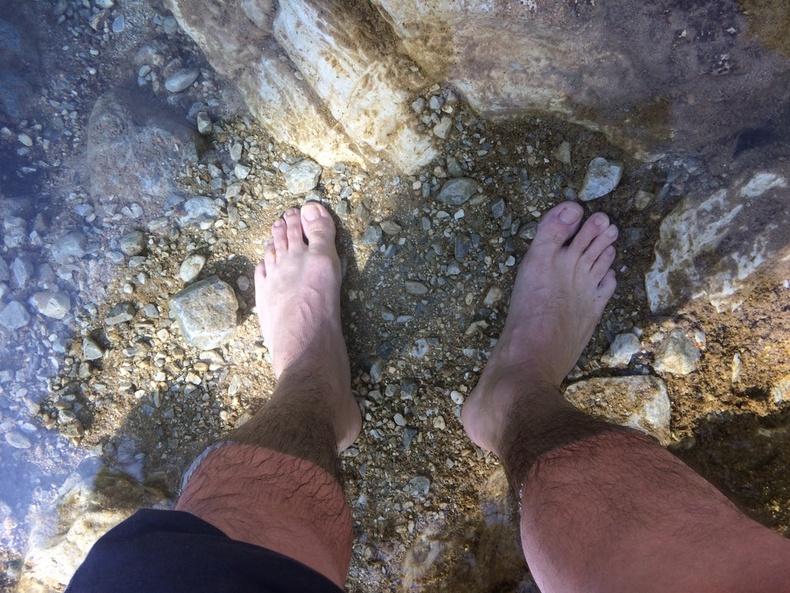 Хималайн нурууны шил шиг тунгалаг булгийн ус