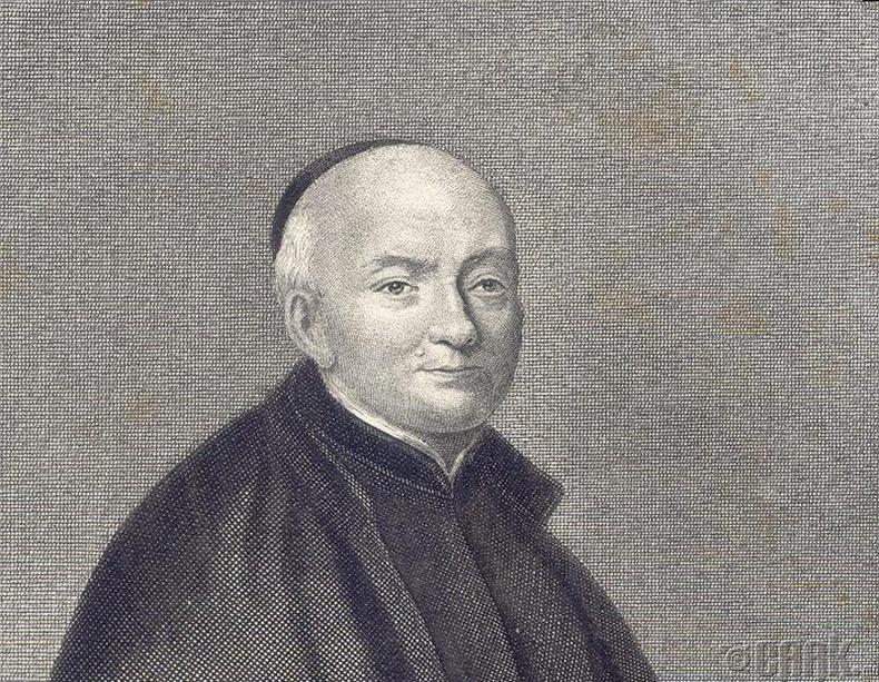Доминик Бур - Франц хэл судлаач