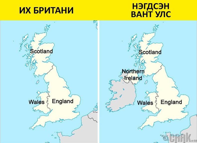 Британи арал