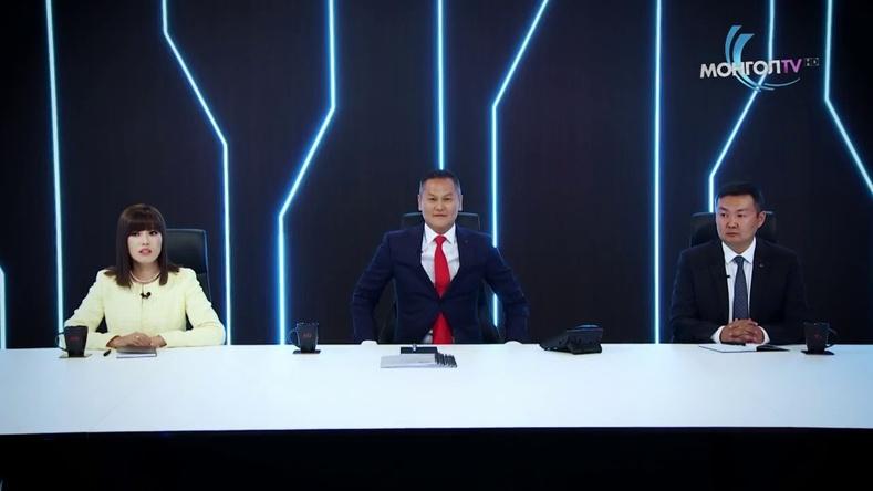 Монгол ТВ-г ухрааж үзнэ