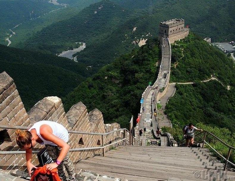 Хятадад биедээ заавал ариун цэврийн цаас авч явах хэрэгтэй