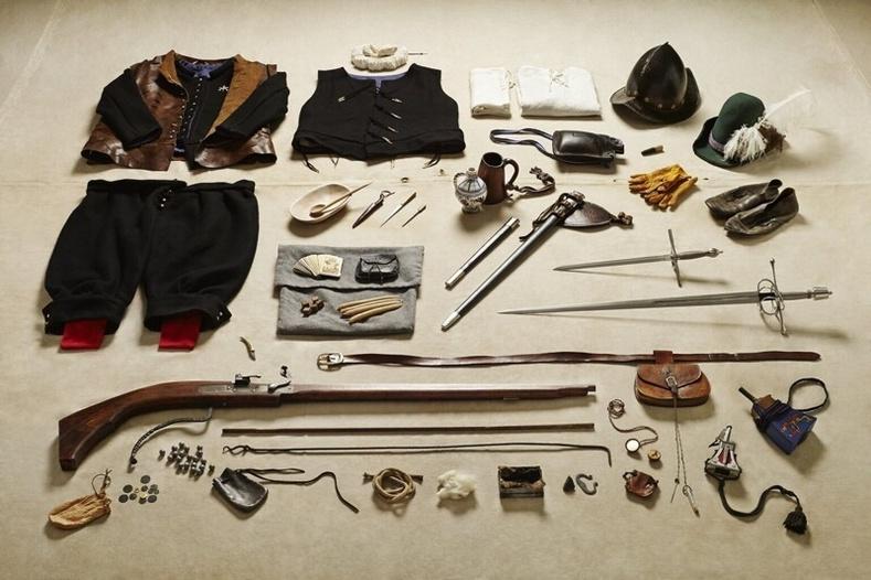 Англи Испанийн дайны үеийн усан цэргийн хэрэгсэл - 1588 он