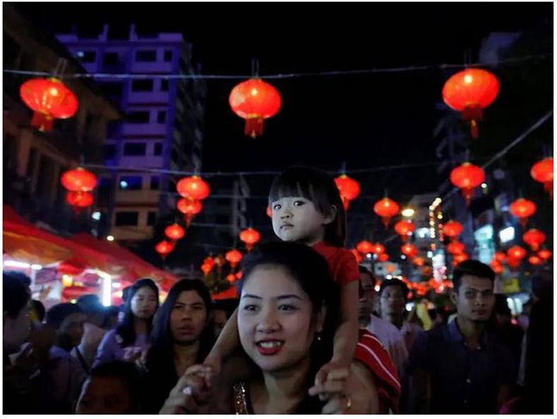 Мьянмар: 2017 оны 1-р сарын 28-ны өдөр Янгон хот