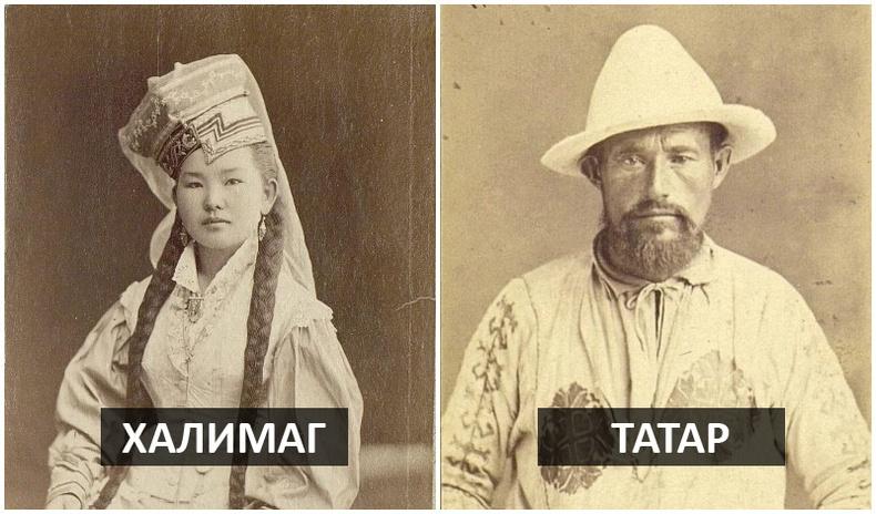 """Алдарт """"Кунсткамера"""" музейд хадгалагдаж буй 19-р зууны олон үндэстний хөрөг зургууд"""
