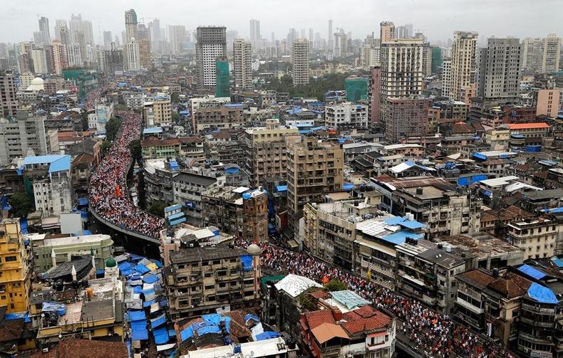 Энэтхэг, Мумбай хот