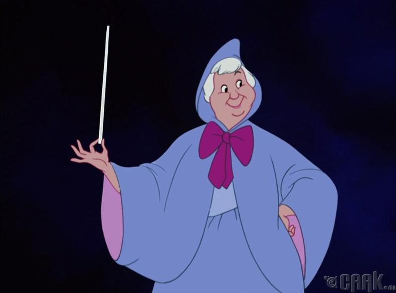 """Шидэт эх - """"Cinderella"""""""