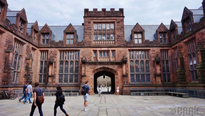 Принстоны Их Сургууль (Princeton University)