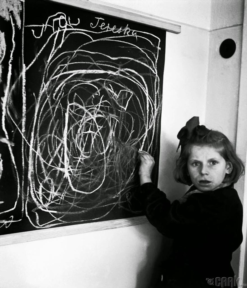 Бяцхан хоригдол охины урлагийн бүтээл