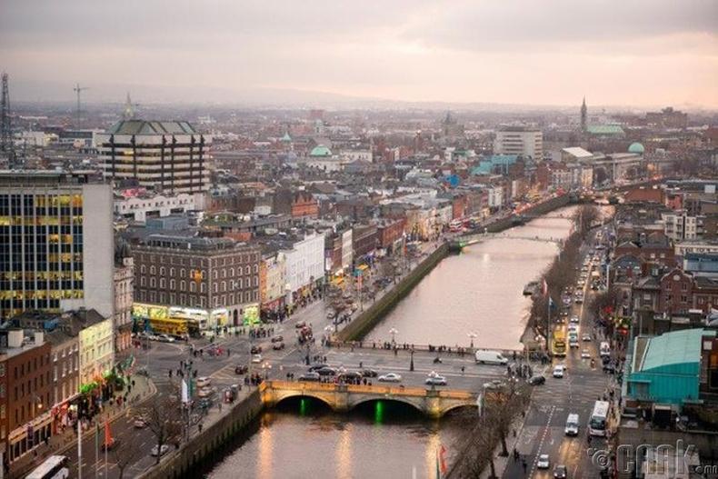 Даблин хот, Ирланд улс