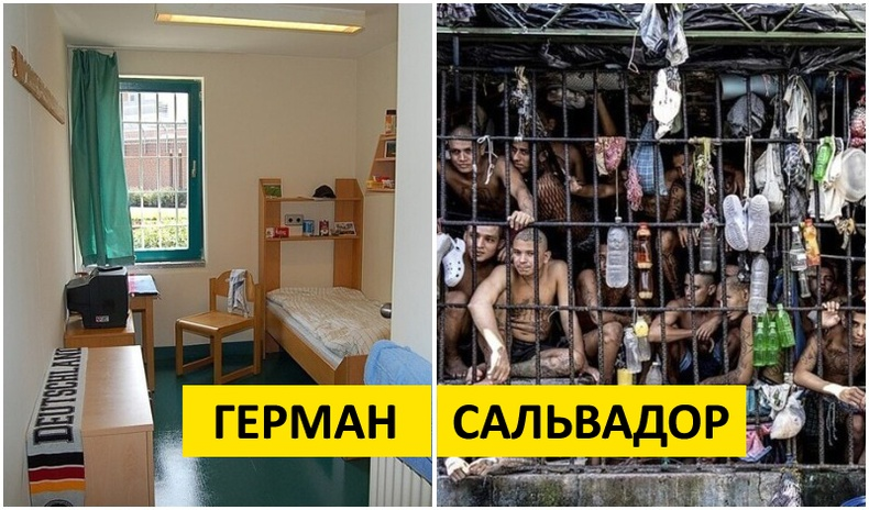 Орон орны хорих газрын нөхцөл ямар байдаг вэ?