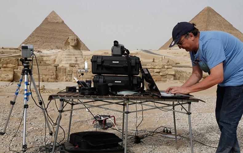 """""""Пирамидыг скайнердах"""" төсөл хэрэгжүүлж байна"""
