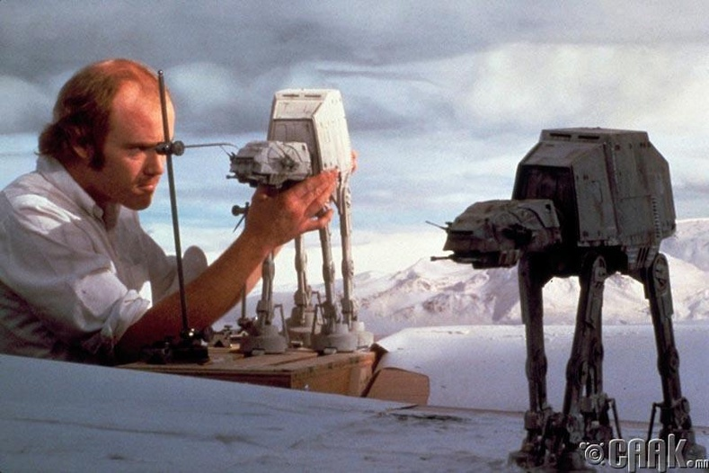 """Оддын дайн II"" (Star Wars: The Empire Strikes Back)"