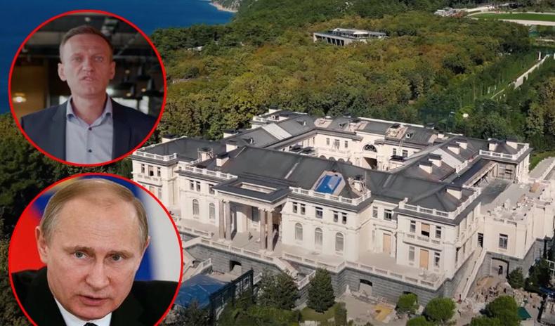 Навальныйгийн ил болгосон Путины нууц харш дотор юу байдаг вэ?