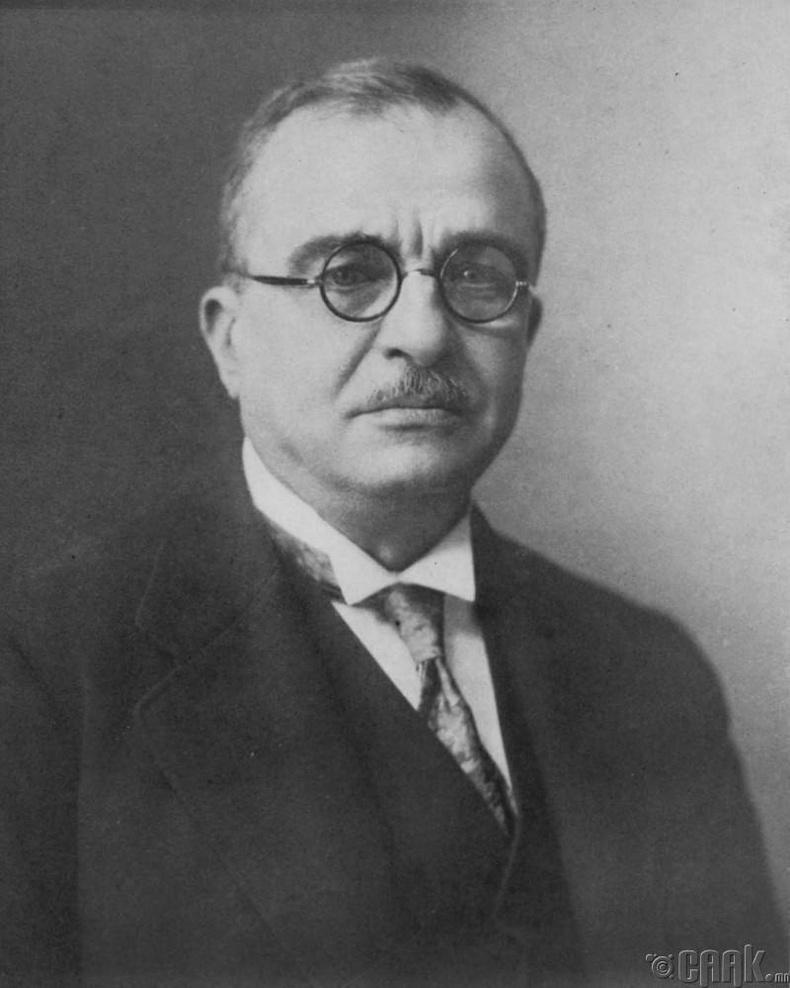 Иоаннис Метаксас, Грек