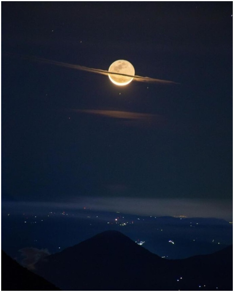 """""""Угтаа бол сар, санчир гаригтай төстэй харагдаж байгаа юм."""""""