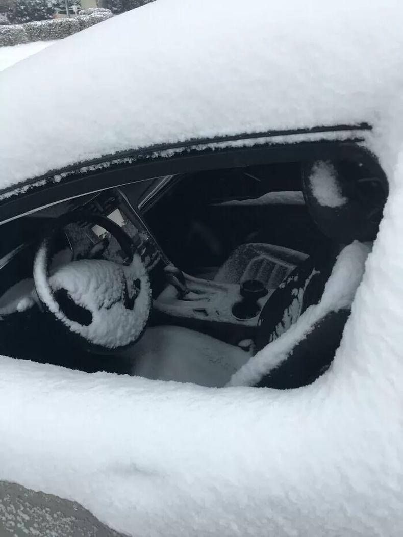 Машинаас буухдаа бүхнийг шалгах ёстойн бодит жишээ