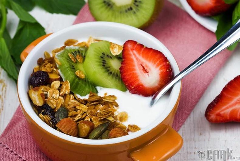 Эрүүл хооллох