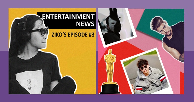 Ziko's podcast #03 - Entertainment News!