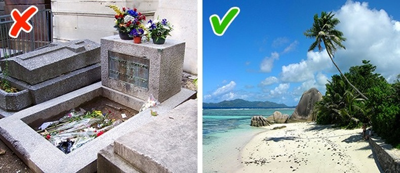 Жим Моррисон өөрийгөө нас барсан хэмээн бусдад ойлгуулж өөрөө Сейшелийн арал руу явжээ