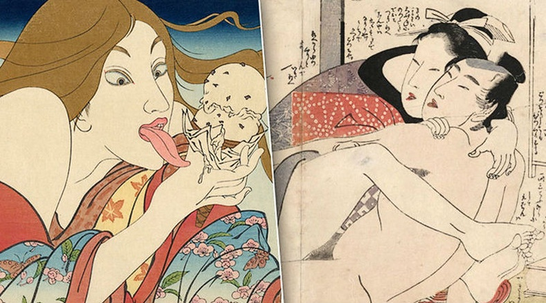 XX зуунаас өмнөх үеийн япончуудын сексийн амьдрал