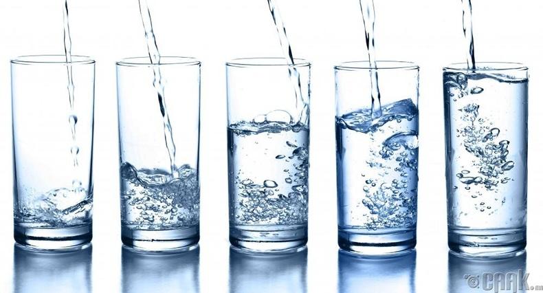 """""""Хүн өдөрт 8 стакан ус уух хэрэгтэй"""""""