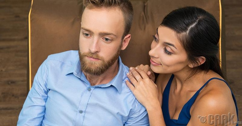 Эмэгтэйчүүд бэлгийн харилцааг эхлүүлэхийг хүсдэггүй