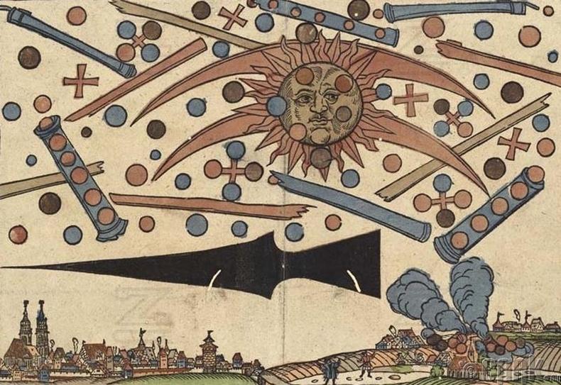 1561 он:Нюрнбергт болсон харь гаригийнхны тулаан
