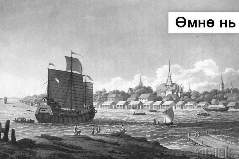 Бангкок хот - 1822 он